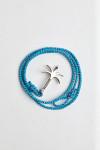 Bracelet Corde Turquoise - PLAMIER BRACELET