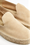 Espadrilles Slip On Double Cuir Lumière SLIPON DOUBLE LEATHER