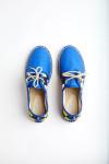 Espadrilles à lacets multicolore RIVIERA PAVILLON