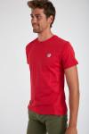 T-shirt manches courtes Rouge écusson TSMC UNICALA