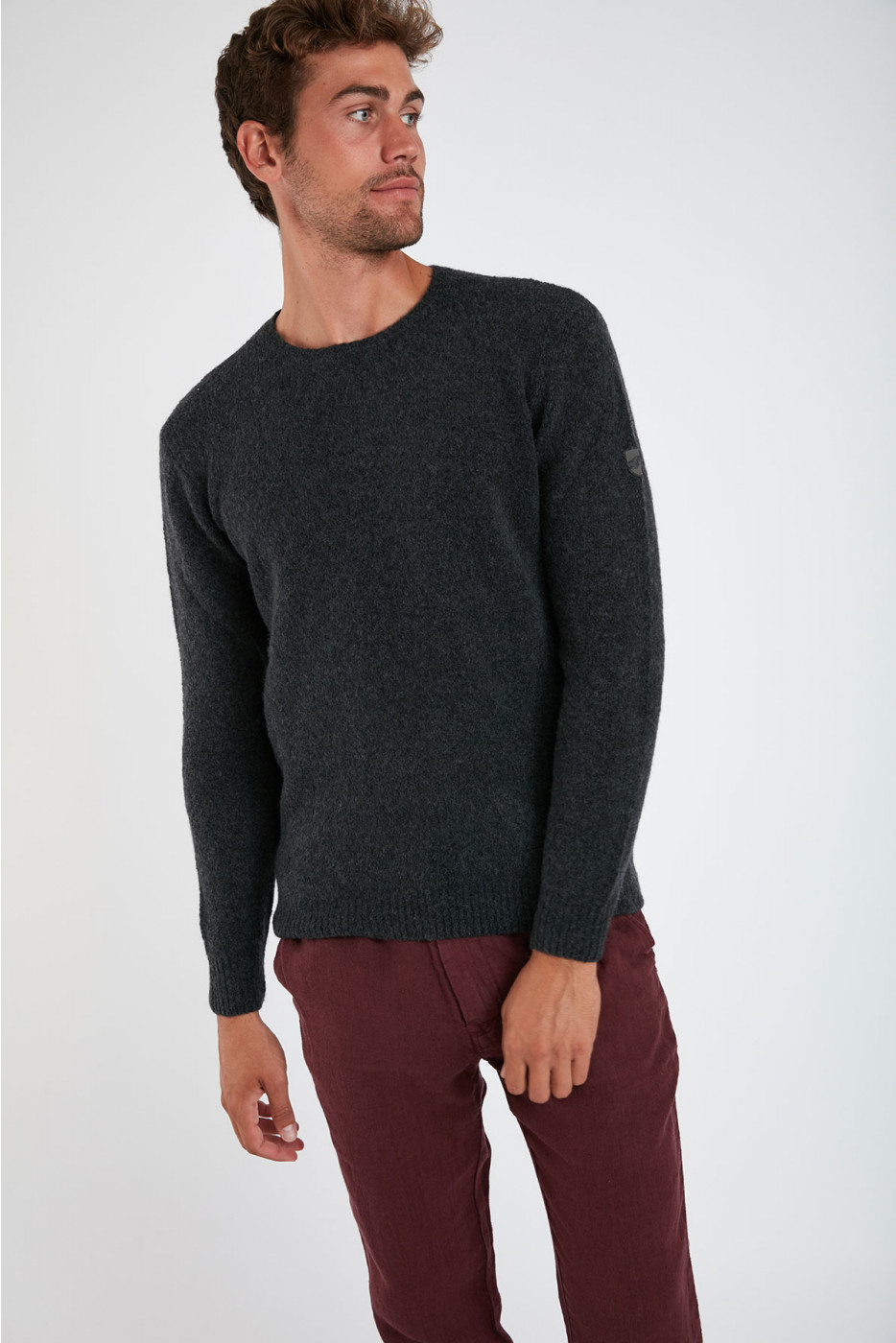 Pull anthracite - ROBIN MODEME