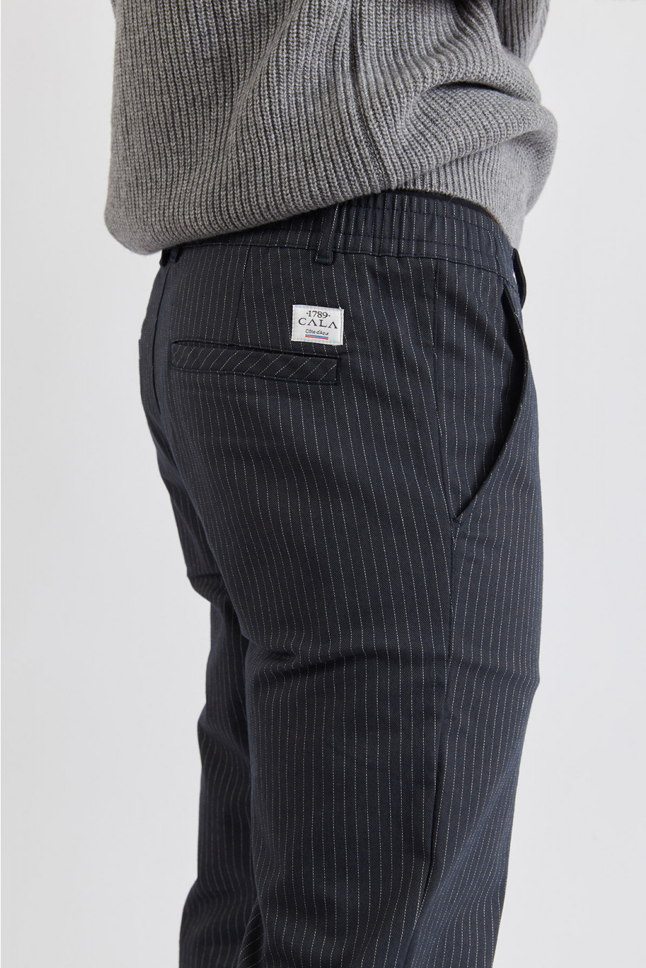 Pantalon Marine CHINO TELLARO