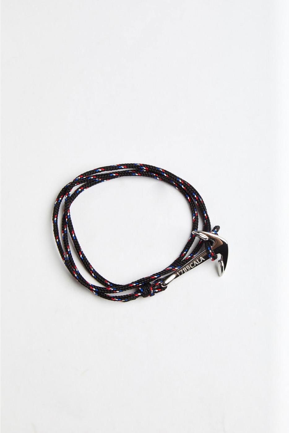 Bracelet Corde Noir - Ancre ANCRE BRACELET