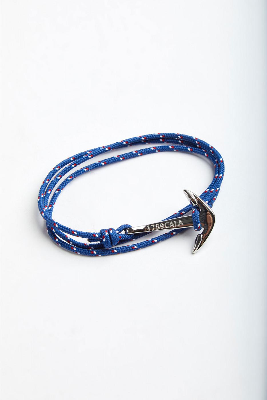 Bracelet Corde Indigo - Ancre ANCRE BRACELET