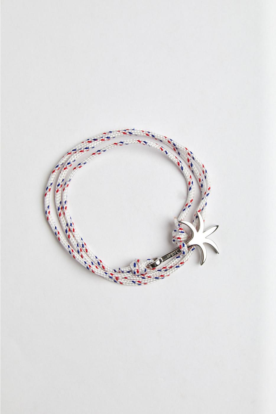 Bracelet Corde Blanc - PALMIER BRACELET