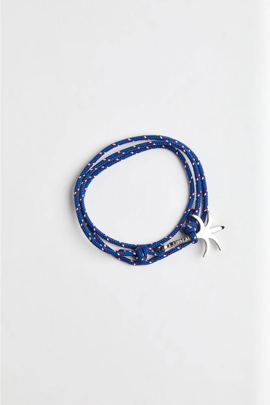 Bracelet Corde Indigo - PLAMIER BRACELET