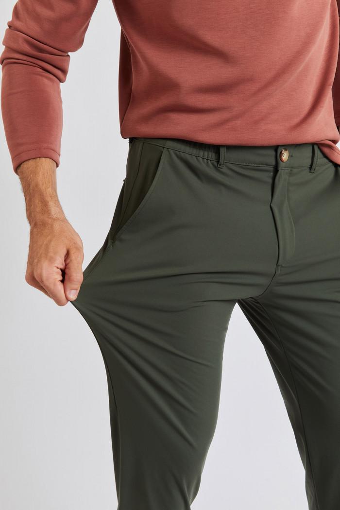 Pantalon Kaki CHINO LESCUDO
