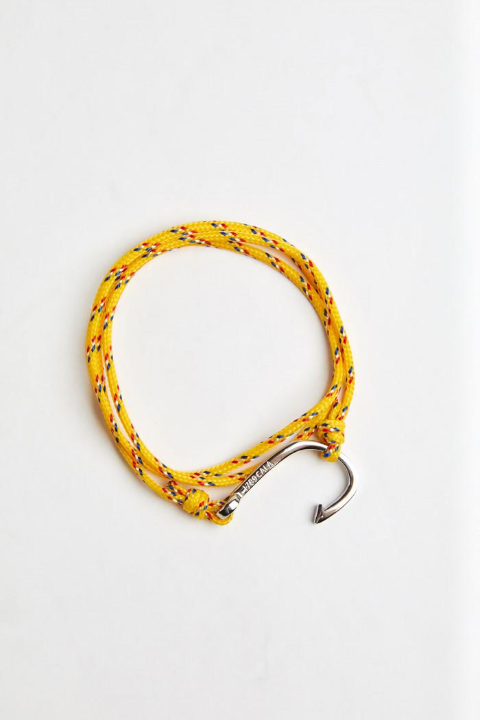 Bracelet Corde Soleil - HAMEÇON BRACELET