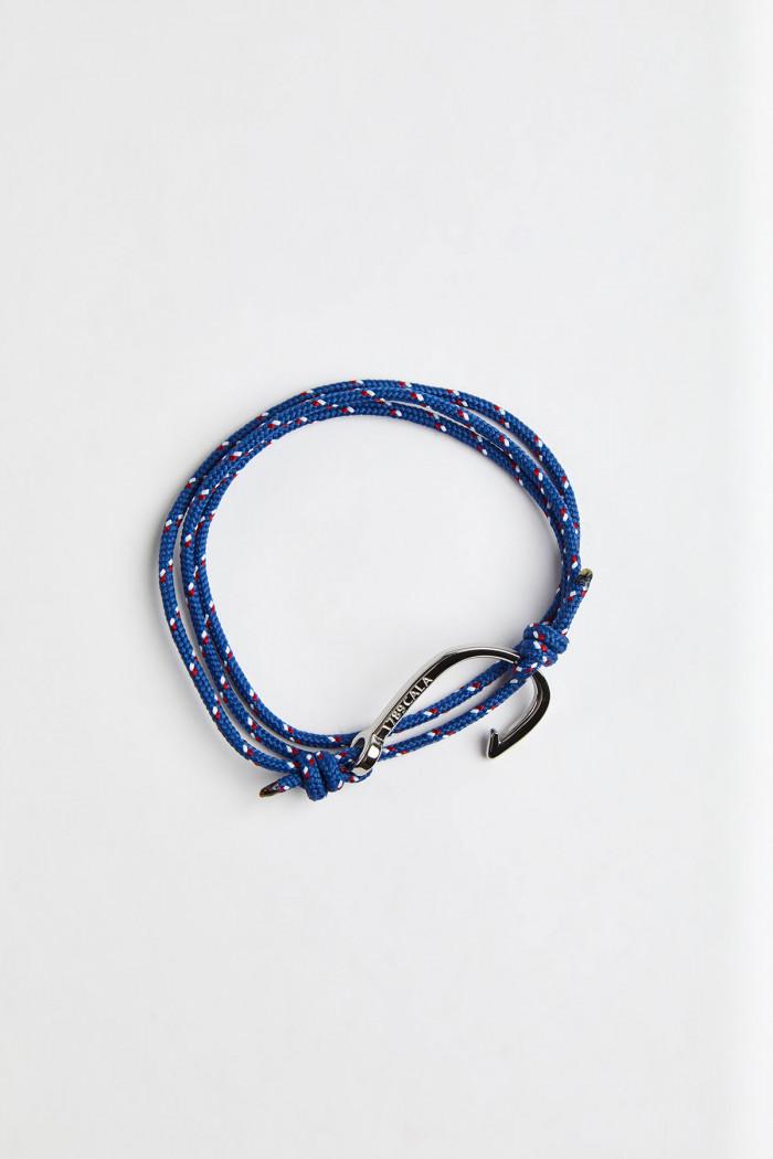 Bracelet Corde Indigo - HAMEÇON BRACELET