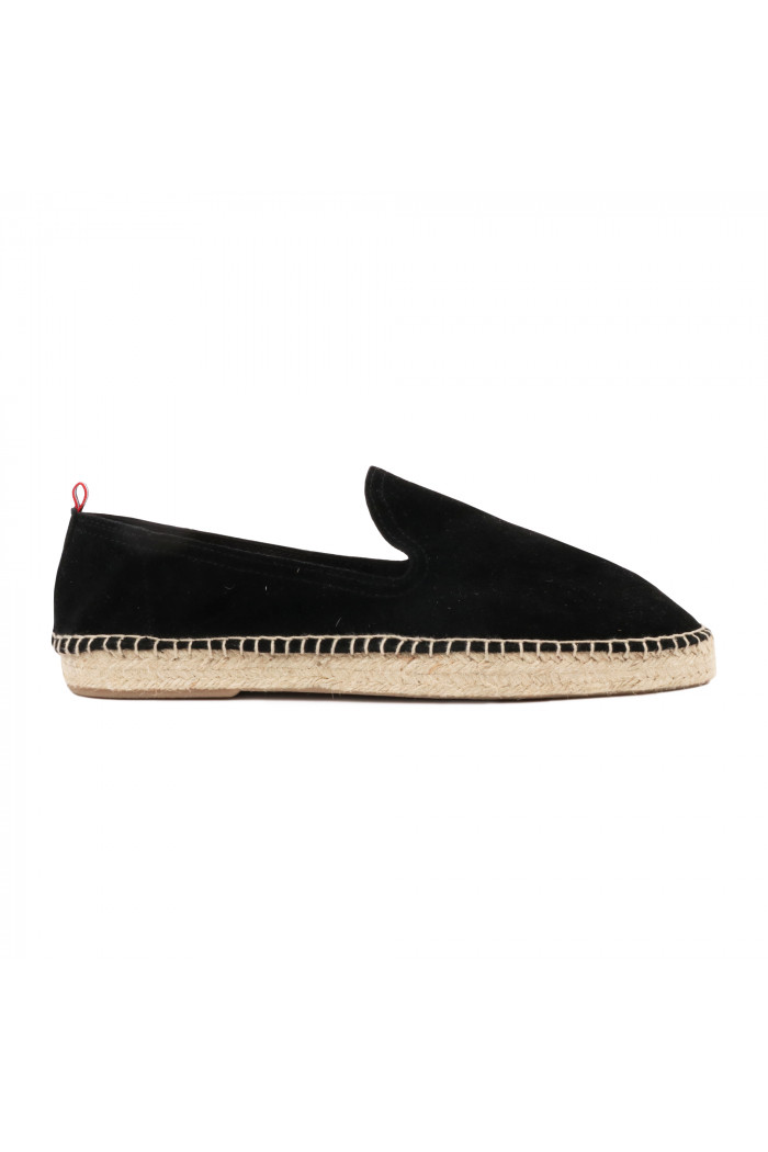 Slip On Cuir Noir SLIPON LEATHER