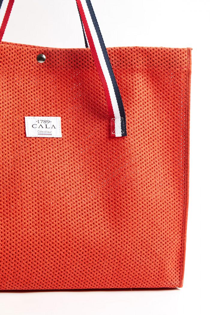 Cabas de plage héritage Orange CABAS HERITAGE