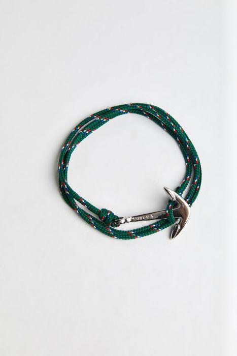 Bracelet Corde Emeraude - Ancre ANCRE BRACELET