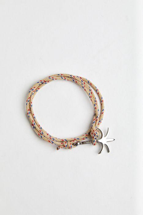 Bracelet Corde Sable - PALMIER BRACELET