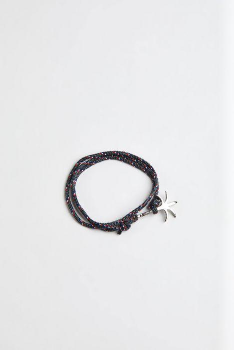 Bracelet Corde Gris Foncé - PLAMIER BRACELET