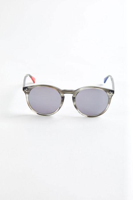 Lunettes de soleil grises verres miroir PALOMA 05 SUNGLASSES